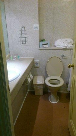 Britannia Country House Hotel & Spa: bathroom