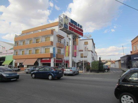 Hotel La Flor de la Mancha: The Hotel Flor de la Mancha