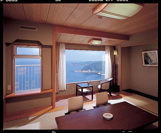 Shimoda View Hotel: 客室 和室10畳
