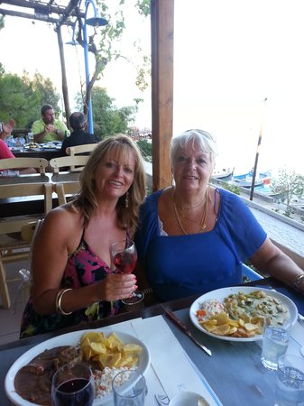 Despina Taverna: lovely food