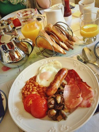Craignay Guest House: fantastic breakfast