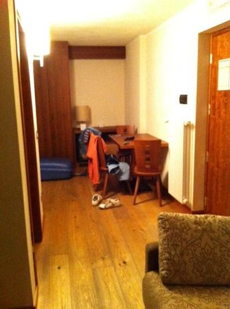 Hotel Chalet del Brenta: ingresso Family suite