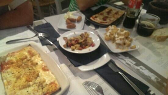 Ses Voltes: Tapeo