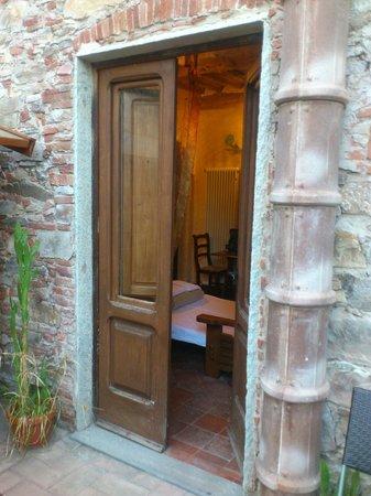 Corte Dei Folletti : room garden