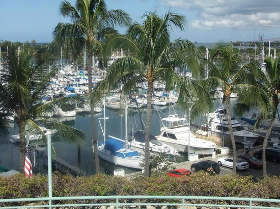 Hawaii Prince Hotel Waikiki : View from room