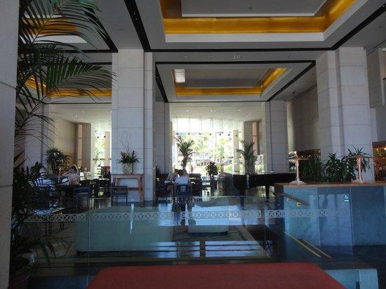 Hawaii Prince Hotel Waikiki : Lobby area