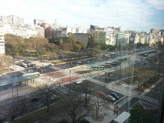 Pestana Buenos Aires Hotel: Vista da janela do Quarto