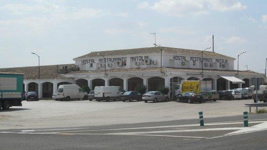 Minaya, España: The Hostal Antolin