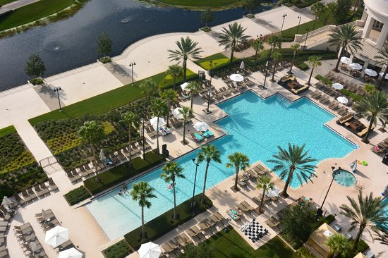 Waldorf Astoria Orlando : pool