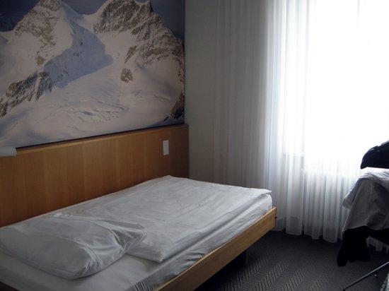 Hotel Basilea : My Room