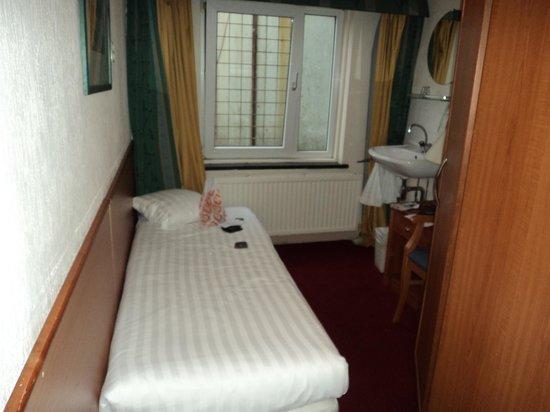 Delta Hotel Amsterdam City Centre: Foto do quarto