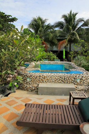 Koh Phangan Dreamland Resort: jacuzzi