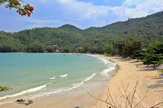 Koh Phangan Dreamland Resort : Thong Nai Phan Yai