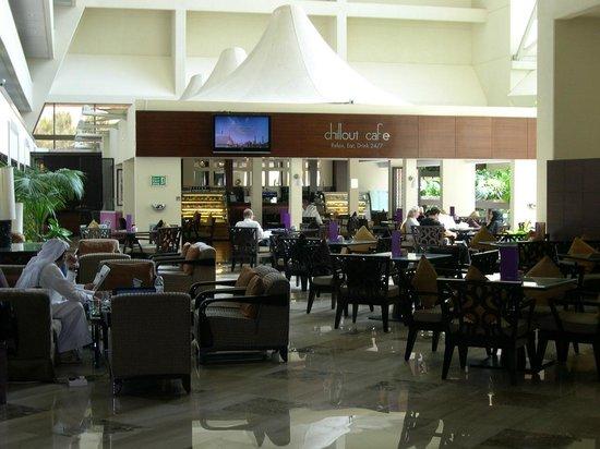 Radisson Blu Resort Sharjah: Hotel Cafe