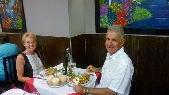 Solar da Ajuda: First Meal Me Pork , Anne Roast Chicken