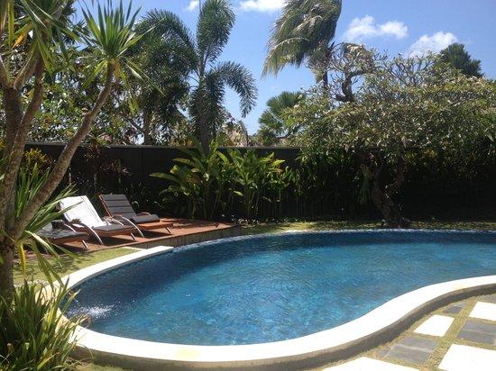 Abi Bali Resort & Villa: second pool