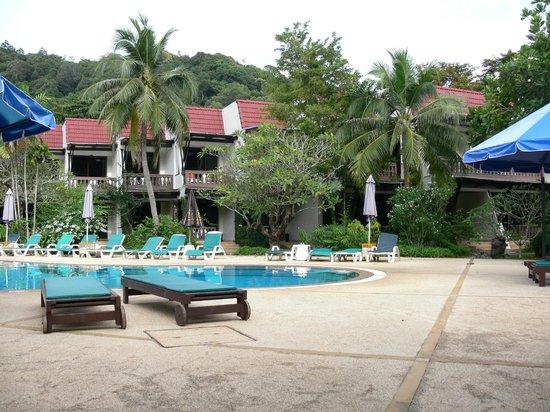 Krabi Resort: Pool Area