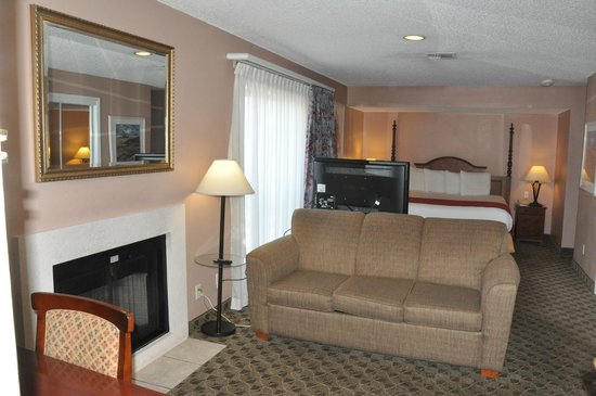 Chase Suite Hotel El Paso: 1 Bed Roomの部屋