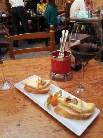 Bodega Bi-Arritz: perfect morsel.