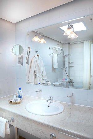 Voznesensky Hotel: Ванная комната
