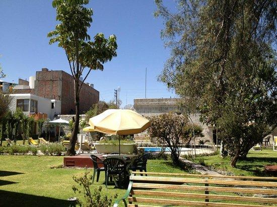 Hotel La Casa de mi Abuela : Gorgeous setting
