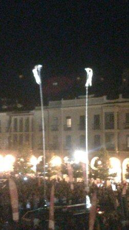 Apartamentos Avila: Impresionante número, del Festival Internacional del Circo