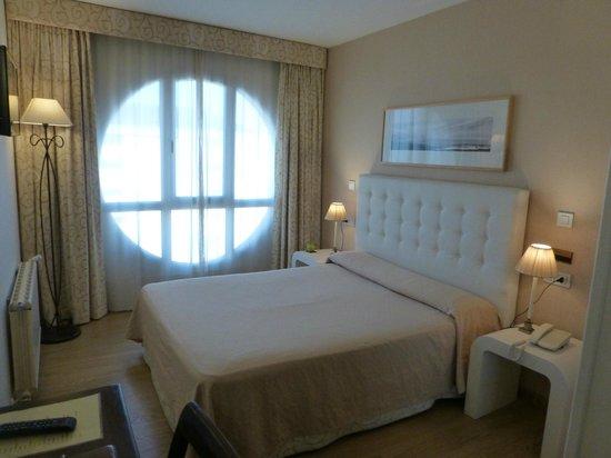 Hotel Bouza: Bonita decoración