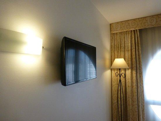 Hotel Bouza: Tele plana