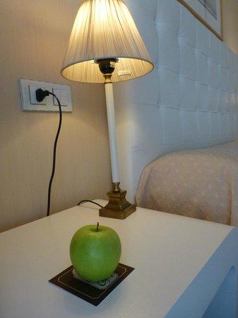 Hotel Bouza: Habitación