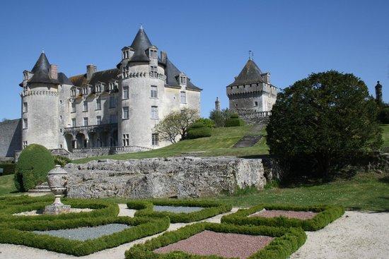 Château de La Roche-Courbon : roche courbon