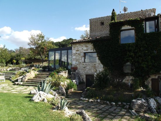 Agriturismo Fontenuova : The biggest facility for staying
