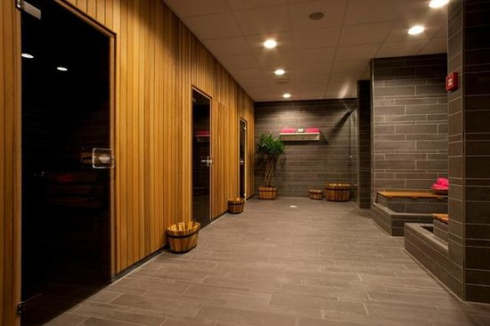 WestCord Fashion Hotel Amsterdam: Sauna
