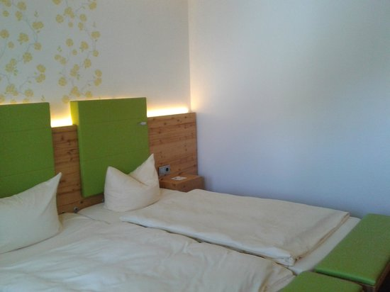 Bierhaeusle Hotel-Restaurant : Habitación doble