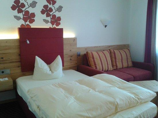 Bierhaeusle Hotel-Restaurant: Habitación individual confort