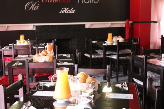 George Lodge International: Dining Room