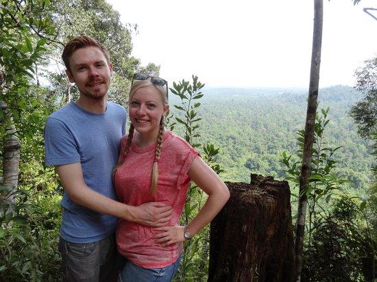 The Last Frontier Boutique Resort : on jungle trek