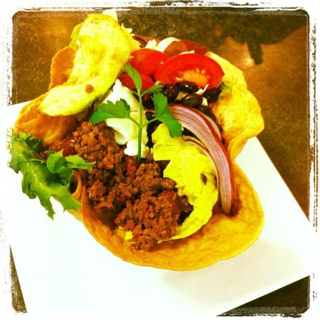 The Village Cafe: Taco Salad
