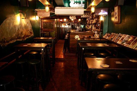 Teacher's British Pub : Sıcak ve samimi bir mekan arayanlara...