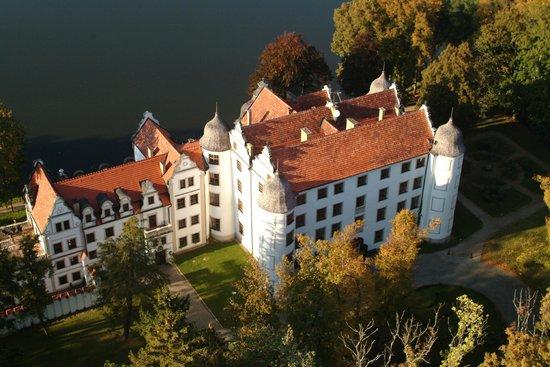 Castle Podewils Hotel : Widok zewnętrzny