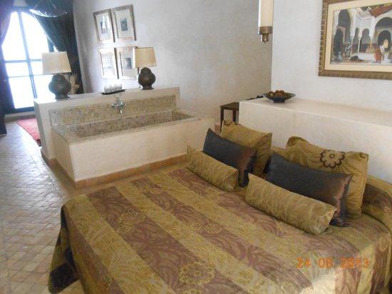 Riad Dar Saad : La suite Salmia