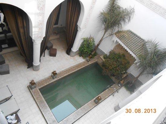 Riad Dar Saad : La piscine