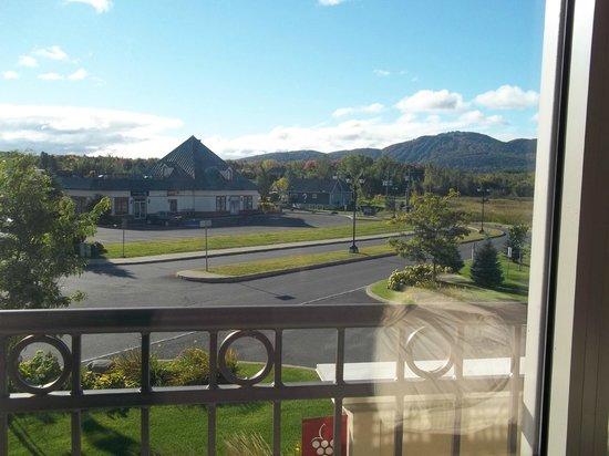 Le St Martin Bromont: vue de la chambre 228