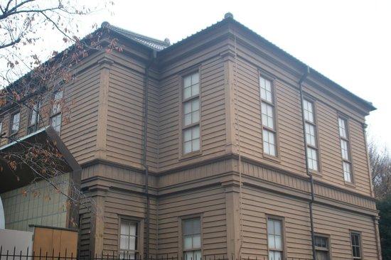 Former Tokyo Music School Hall, Sogakudo