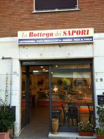 La Bottega Dei Sapori Di Errichetti Donata a Ravenna