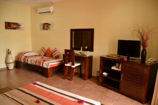 Britannia Hotel-Guest House : Chambre
