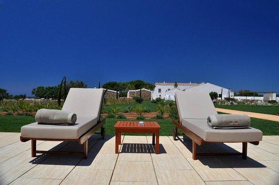 Hotel Torralbenc: Pool