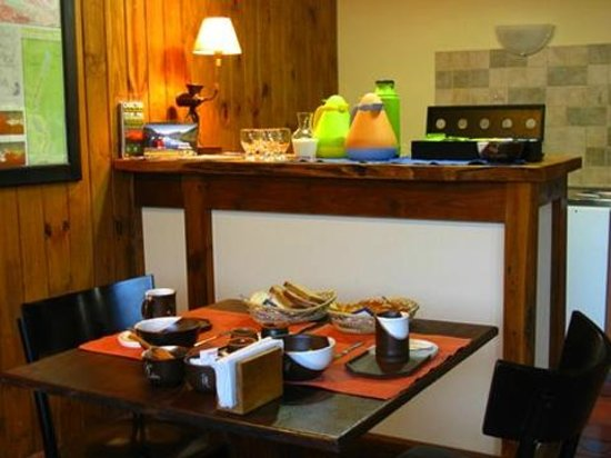 Patagonicus Bed & Breakfast: Desayunador