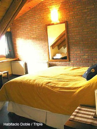 Patagonicus Bed & Breakfast: Habitacion doble o triple