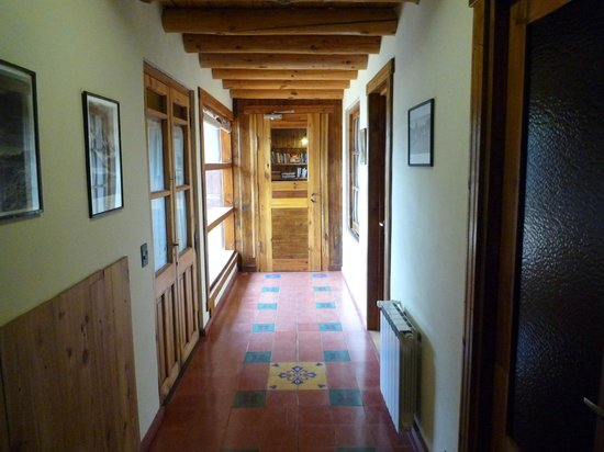 Patagonicus Bed & Breakfast: pasillo