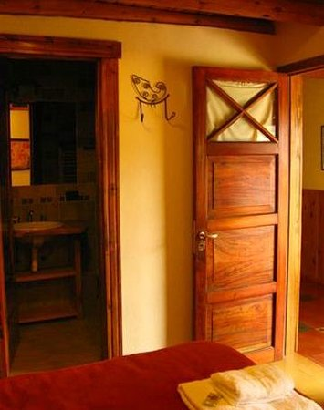 Patagonicus Bed & Breakfast: Habiatacion doble pequeña